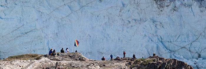 Gletscher Grönland | Foto: Sven Nieder