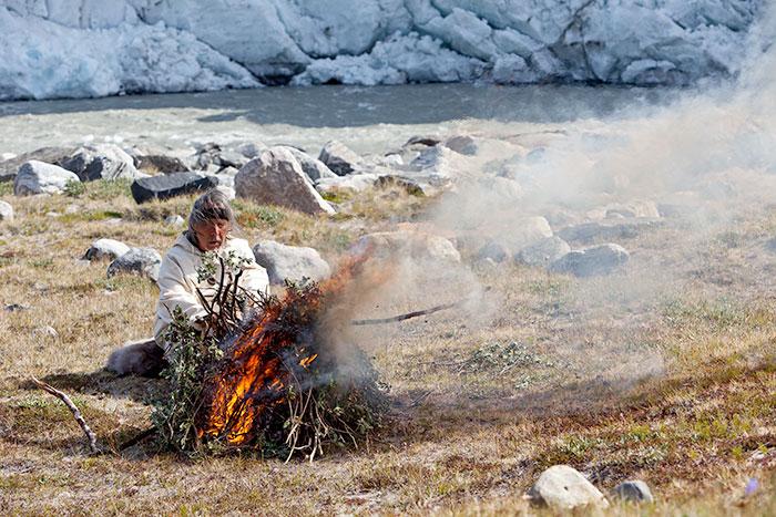 Der Schamane aus Grönland |Foto: Sven Nieder