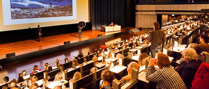 Lecture at the congress of the international established DGPPN - Deutsche Gesellschaft für Psychiatrie und Psychotherapie, Psychosomatik und Nervenheilkunde in Berlin / Germany.